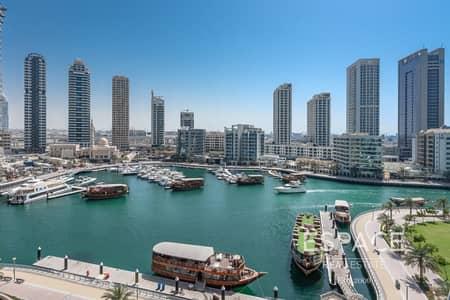 شقة 3 غرف نوم للبيع في دبي مارينا، دبي - Three Bedroom + Maids | 3456 sq ft | VOT