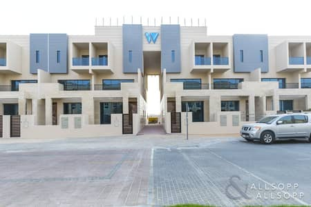 4 Bedroom Townhouse for Sale in Jumeirah Village Circle (JVC), Dubai - 4 Bedrooms | Rooftop Pool | 4592 Sq. Ft.