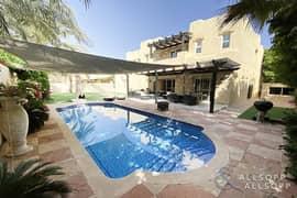 فیلا في تيرا نوفا المرابع العربية 5 غرف 5750000 درهم - 5079185
