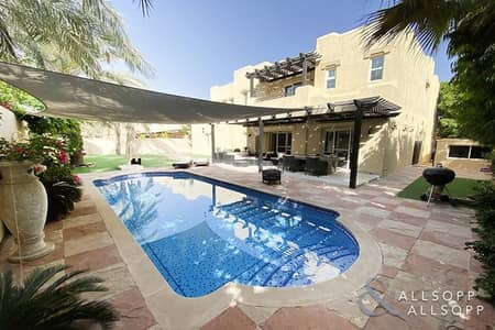 Type 18 | 5 Bed | Upgraded | Private Pool