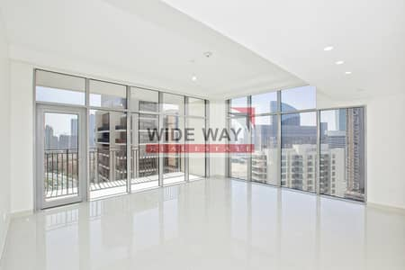 3 Bedroom Flat for Sale in Business Bay, Dubai - Exclusive 3BR/ High Floor/ Luxury Finishing in Blvd Crescent 1