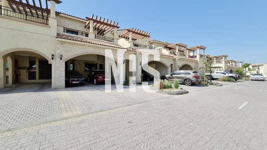 3 Bedroom Townhouse for Sale in Al Salam Street, Abu Dhabi - Well Maintained and Elegant Townhouse