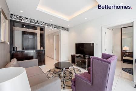 شقة فندقية 1 غرفة نوم للايجار في وسط مدينة دبي، دبي - Multiple Units | Fully Serviced | Fully Furnished