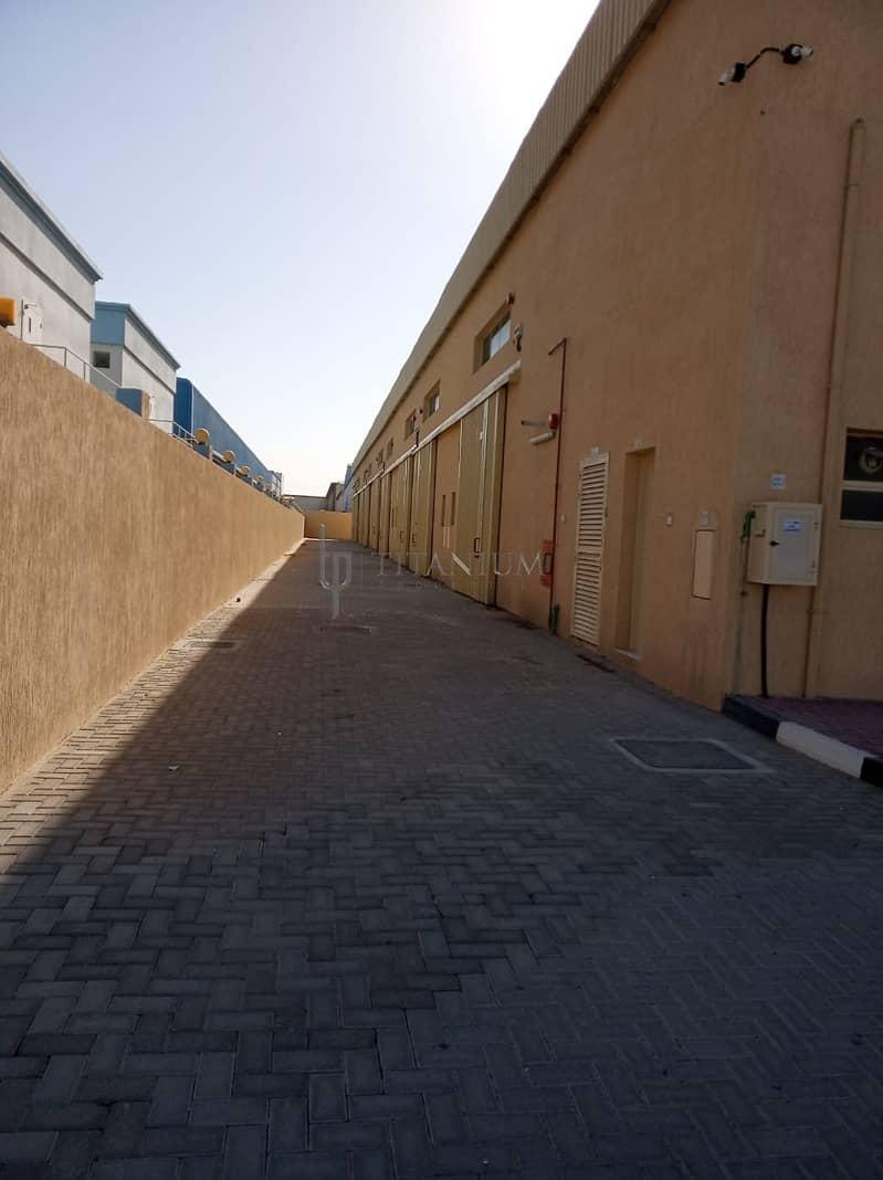 2000 Sqft Warehouse for rent In Jurf