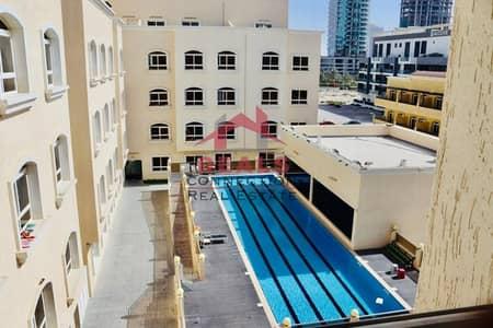 استوديو  للايجار في قرية جميرا الدائرية، دبي - Best Price | Studio Apartment | Pool View | Ready to Move | for Rent in JVC
