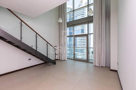 فلیٹ 1 غرفة نوم للايجار في مركز دبي المالي العالمي، دبي - Well-managed and Duplex Type Apt in DIFC