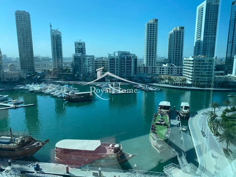 Very spacious | 3BR+M | Large Terrace | Beautiful Marina View