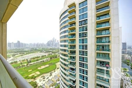 شقة 2 غرفة نوم للبيع في ذا فيوز، دبي - Partial Golf View | L Shape Balcony | VOT
