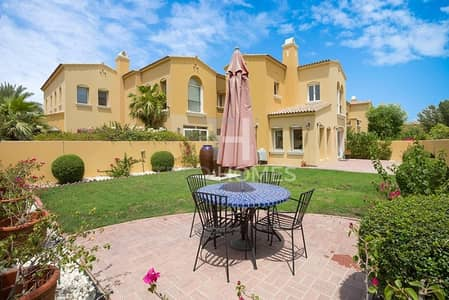 3 Bedroom Townhouse for Sale in Arabian Ranches, Dubai - Upgraded & Extended | Large Plot | VOT
