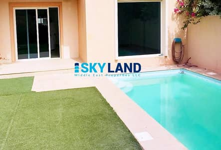 5 Bedroom Villa for Sale in Al Reef, Abu Dhabi - Hot Deal ! This will go quickly ! 5BR+M with Pool and Garden