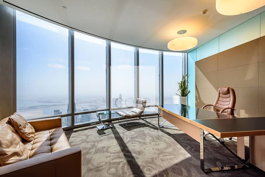 Luxury Fitted and Furnished | 12 Cheques