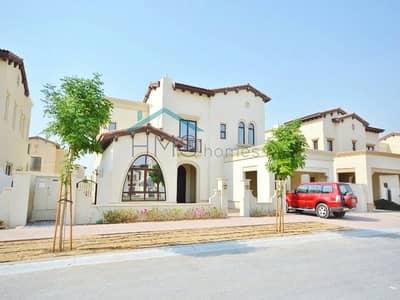 4 Bedroom Villa for Rent in Arabian Ranches 2, Dubai - Rosa | Type 2 | Single Row | Vacant Now |