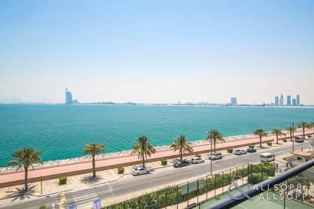 شقة 2 غرفة نوم للبيع في نخلة جميرا، دبي - 2 Bedrooms | Burj Al Arab View | Ready