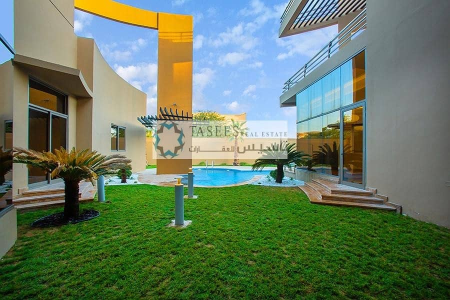 2 Smart Home System | Modern &  Beautiful Villa | Good Location