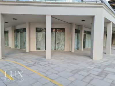 Floor for Rent in Jumeirah Lake Towers (JLT), Dubai - Shell & Core | Great Location | Vacant