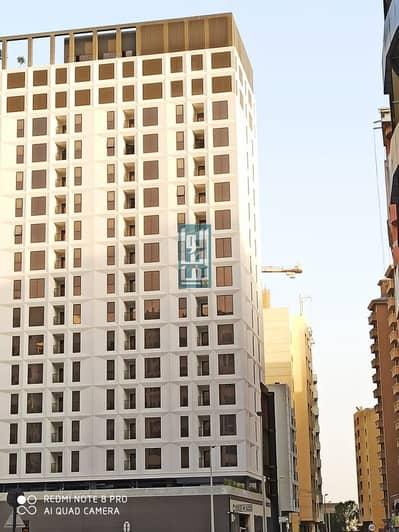 شقة 1 غرفة نوم للايجار في البرشاء، دبي - Prand new 1bhk +chiler free+1month free near mall of emirates