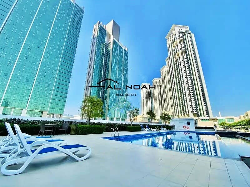 Luxurious Tower! Spacious 2 BR home with Modern Facilities!