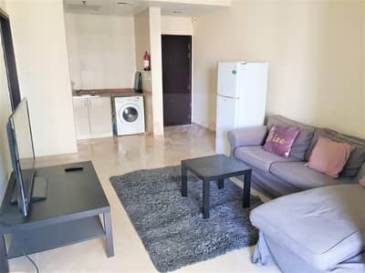 Specious 1 BHK with full lake view  very close  Metro station to