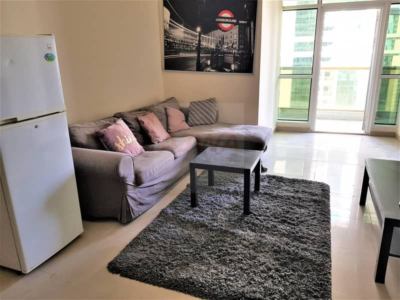 2 Specious 1 BHK with full lake view  very close  Metro station to