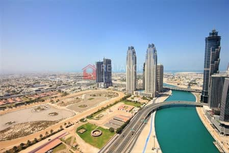 High Floor 2 Bed With Canal and Sea View - Vacant.