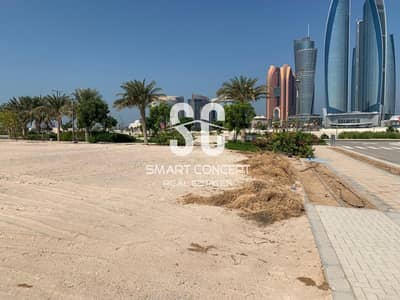 Plot for Sale in Nareel Island, Abu Dhabi - Dream Home | Ready to Build | Al Bateen Area