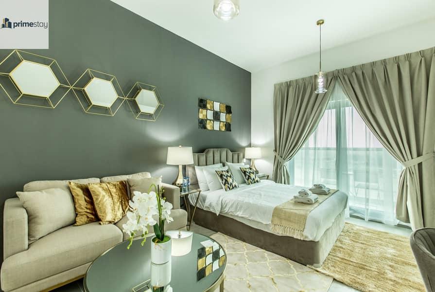 2 Chic & Gorgeous studio in Al Barsha
