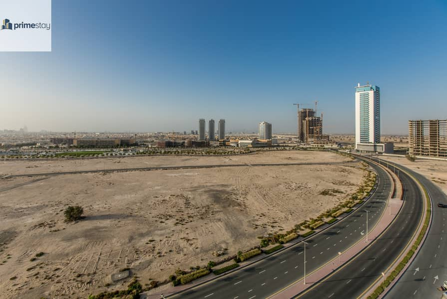 18 Chic & Gorgeous studio in Al Barsha