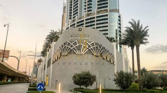 استوديو  للايجار في وسط مدينة دبي، دبي - DIFC View I Utility Bills and Services Included I