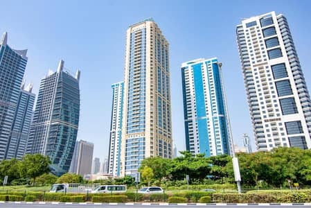 3 Bedroom Apartment for Rent in Jumeirah Lake Towers (JLT), Dubai - A fully Furnished