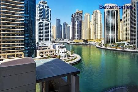فلیٹ 2 غرفة نوم للبيع في دبي مارينا، دبي - Vacant soon   Partial Marina   Unfurnished