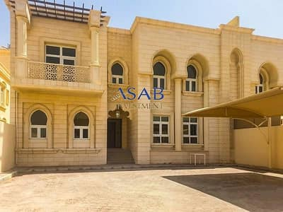 8 Bedroom Villa for Rent in Khalifa City A, Abu Dhabi - Private Pool | Multiple Parkings | Perfect for Big Families