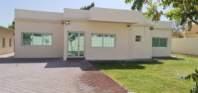 4 Bedroom Villa for Sale in Al Mansoura, Sharjah - ***  ON THE MARKET  – Elegant 4BHK Single Storey Villa with huge Garden available in Al Mansoura, Sharjah