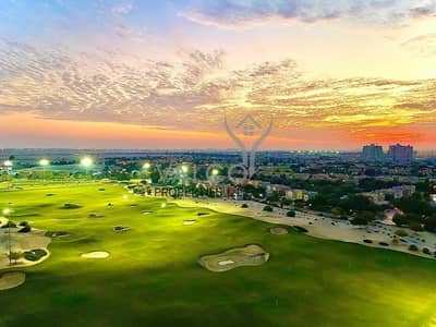 1 Bedroom Flat for Rent in Dubai Sports City, Dubai - Vacant Huge 1BR | Breathtaking Golf Course View