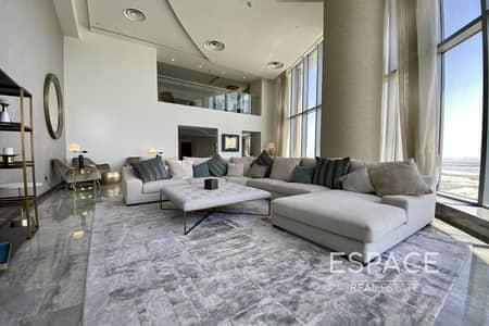بنتهاوس 4 غرف نوم للايجار في وسط مدينة دبي، دبي - Iconic | Penthouse | Burj Khalifa View