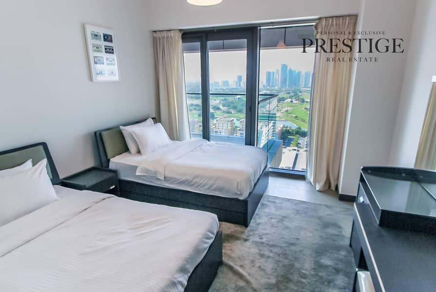 11 2 Bedroom | 2 Parkings  | Golf View | Good Vastu