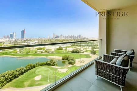 3 Bedroom Apartment for Sale in The Hills, Dubai - Real listing   Vida Hotel    Full Golf View