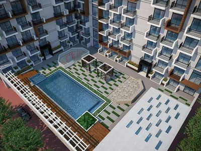 2 Bedroom Apartment for Sale in Arjan, Dubai - AMAZING DEAL 6 YEAR PAYMENT PLAN | SIMI FURNISHED | PRIME LOCATION | READY SOON  10% DOWN PAY