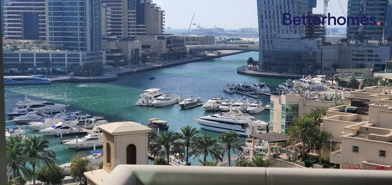 2 Marina View | 2 + Study | Low Floor | Furnished