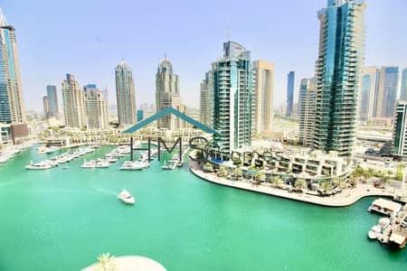 2 Bedroom Apartment for Sale in Dubai Marina, Dubai - Exclusive | Vacant | Amazing Marina Views