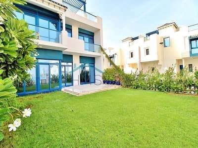 5 Bedroom Townhouse for Rent in Palm Jumeirah, Dubai - Townhouse | Palma Residences | Sea & Burj Al Arab View