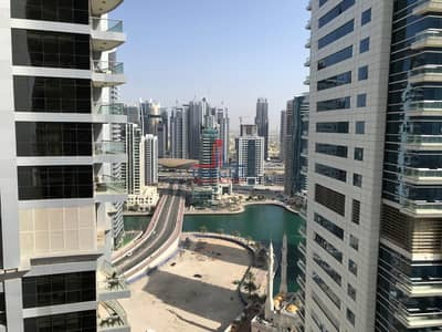 فلیٹ 2 غرفة نوم للايجار في دبي مارينا، دبي - FURNISHED 2 B/R | PARTIAL MARINA / SEA VIEW
