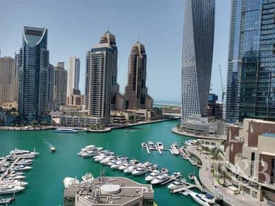 3 Bedroom Apartment for Sale in Dubai Marina, Dubai - Full Marina View   3 Bedroom   Upgraded