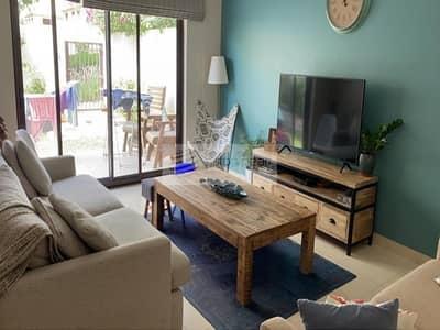 فیلا 3 غرف نوم للايجار في ريم، دبي - Park Facing | 3Bedroom + Maids Room |Type 2M Villa