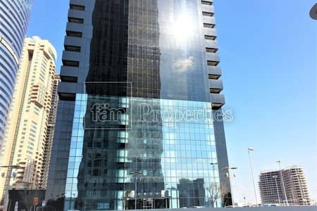 Office for Sale in Jumeirah Lake Towers (JLT), Dubai - Vastu compliant | High floor | Firred office