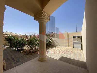 5 Bedroom Villa for Rent in Al Khabisi, Al Ain - Astonishing with Beautiful Greenery and Balcony