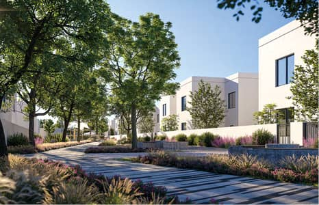 2 Bedroom Townhouse for Sale in Yas Island, Abu Dhabi - Modern Community|No Commission| Future is Yas