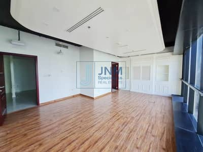 Office for Rent in Jumeirah Lake Towers (JLT), Dubai - Fitted and Partitioned Office with Wet Pantry