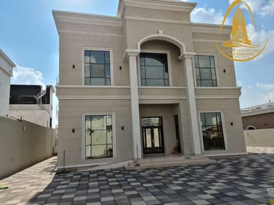5 Bedroom Villa for Sale in Barashi, Sharjah - FOR SALE A NEW VILLA IN AL BARASHI AREA