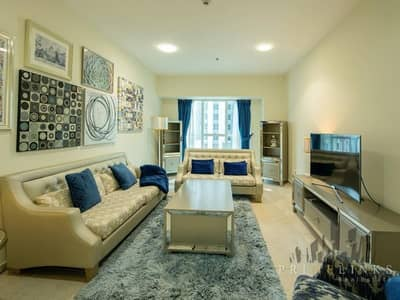 2 Bedroom Apartment for Sale in Dubai Marina, Dubai - Amazing 2 Bedrooms Partial Sea View Rented