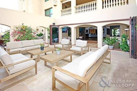 فلیٹ 3 غرف نوم للبيع في نخلة جميرا، دبي - Exclusive | 3 Bedrooms | Unique Terrace